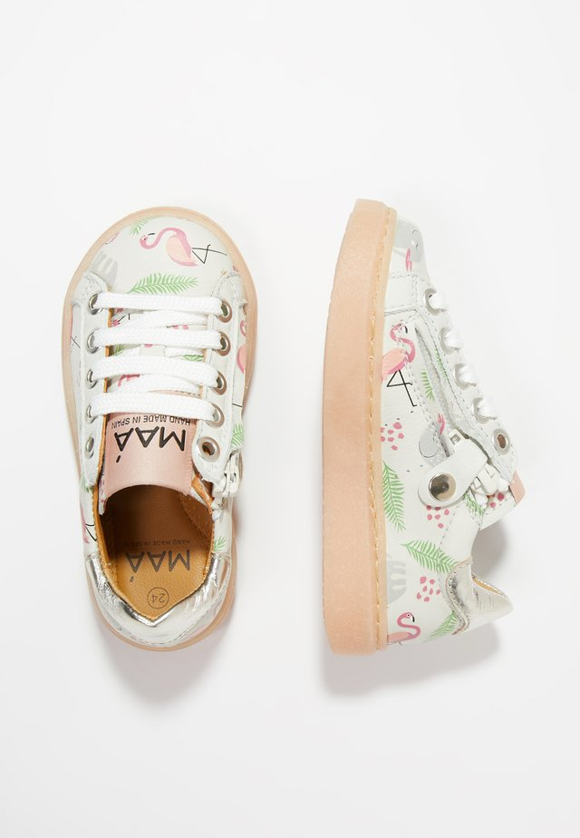 Baby shoes - nakuru/off white