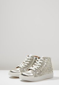 MAÁ - Sneaker high - princess silver - 3