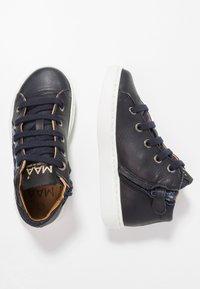 MAÁ - AEKENSUGE - Sneaker high - dunkelblau - 0