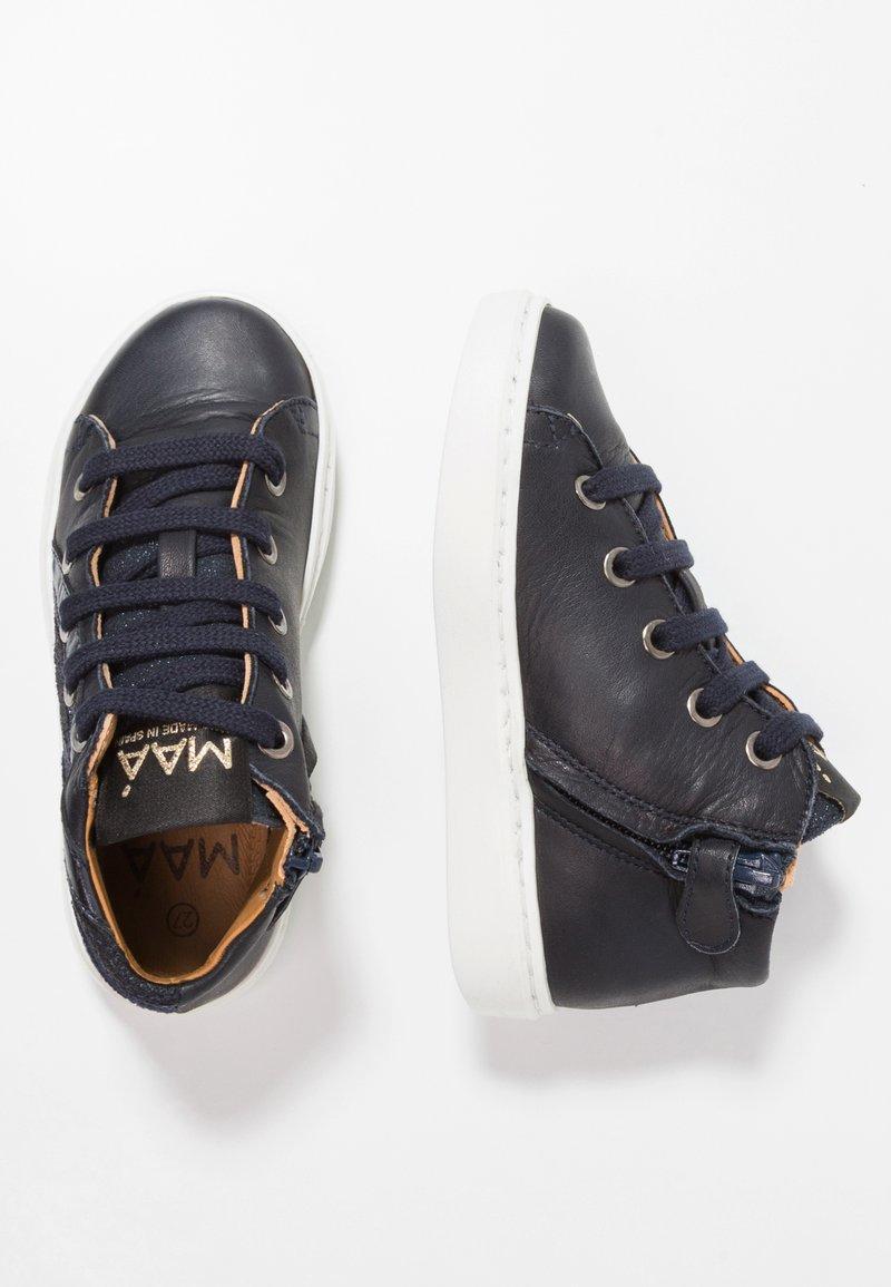 MAÁ - AEKENSUGE - Sneakers hoog - dunkelblau