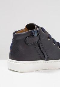 MAÁ - AEKENSUGE - Sneaker high - dunkelblau - 2