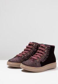 MAÁ - YAMATA WINE - Sneaker high - bordeaux - 3