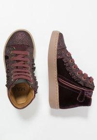 MAÁ - YAMATA WINE - Sneaker high - bordeaux - 0