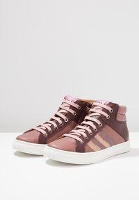 MAÁ - AERENSUGE SOHO - Sneaker high - altrosa - 3