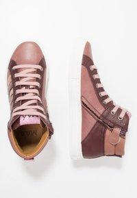 MAÁ - AERENSUGE SOHO - Sneaker high - altrosa - 0