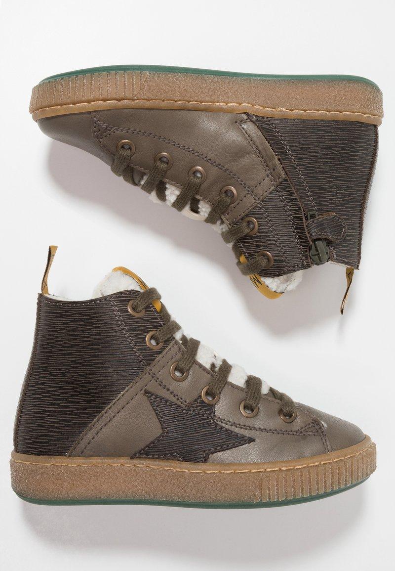 MAÁ - AMARU CACTUS - High-top trainers - kaki
