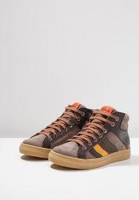 MAÁ - FAFNIR - Sneaker high - dunkelgrau - 3