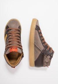 MAÁ - FAFNIR - Sneakers hoog - dunkelgrau - 0