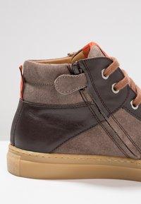 MAÁ - FAFNIR - Sneaker high - dunkelgrau - 2