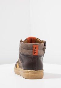 MAÁ - FAFNIR - Sneakers hoog - dunkelgrau - 4