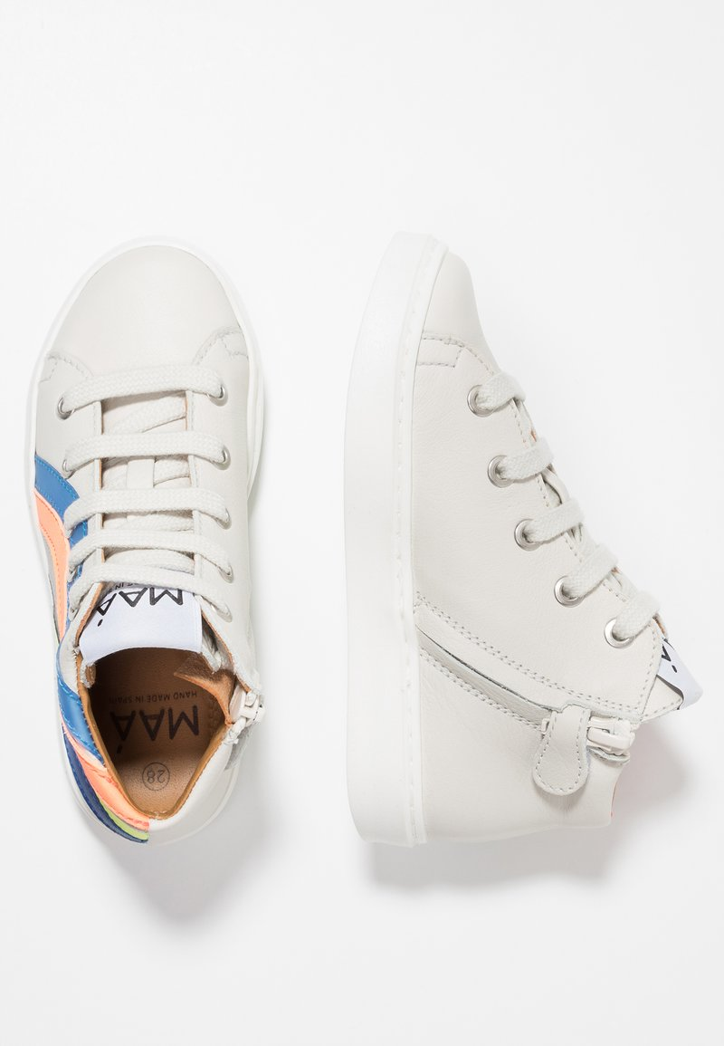 MAÁ - High-top trainers - jackson offwhite