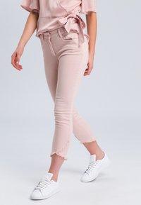 Marc Aurel - Slim fit jeans - nude - 0