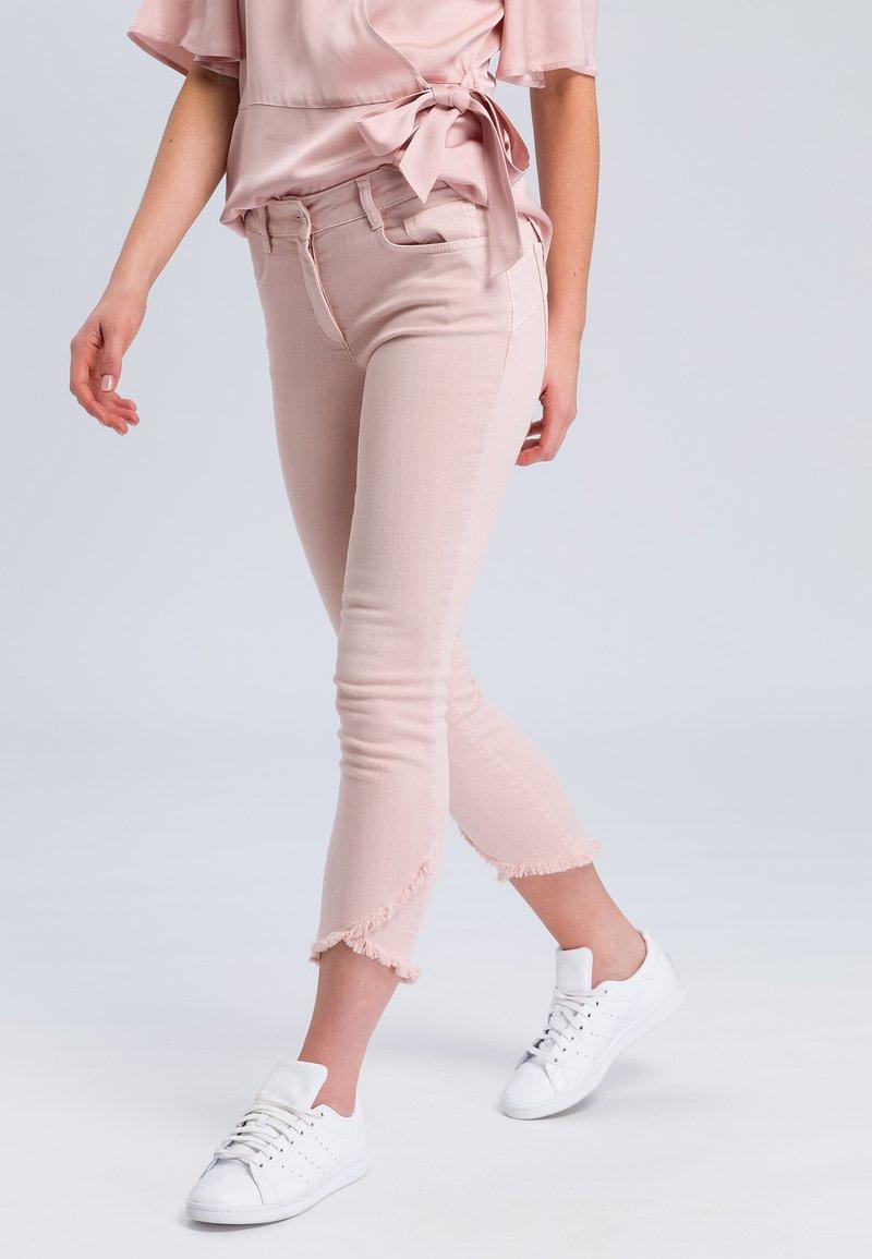 Marc Aurel - Slim fit jeans - nude