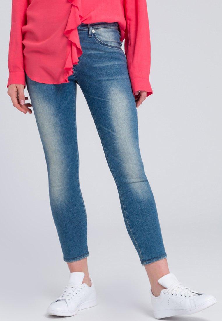 Marc Aurel - Jeans Slim Fit - blue