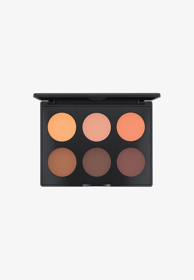 MAC - STUDIO FIX SCULPT AND SHAPE CONTOUR PALETTE - Face palette - medium dark/dark