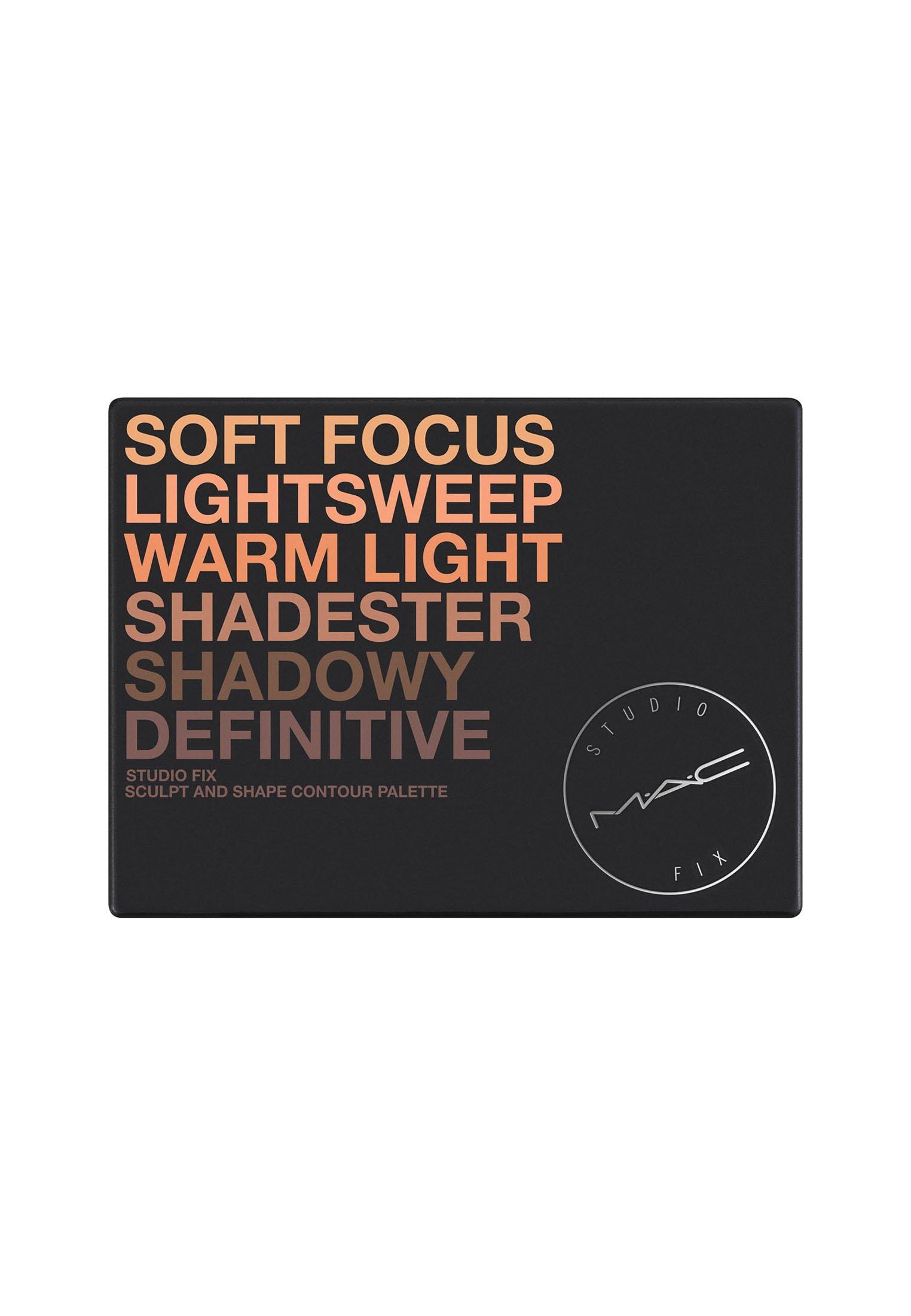 MAC STUDIO FIX SCULPT AND SHAPE CONTOUR PALETTE - Sminkpalett - medium dark/dark