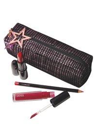 MAC - STARLIT LIP BAG - Läppalett - red - 5