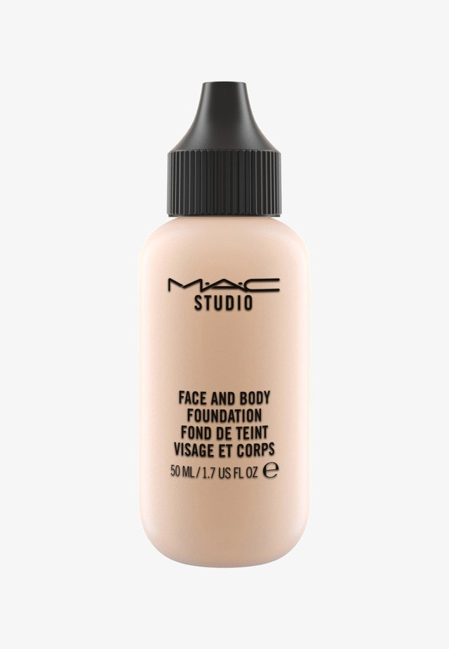 STUDIO FACE AND BODY FOUNDATION 50ML - Foundation - N2