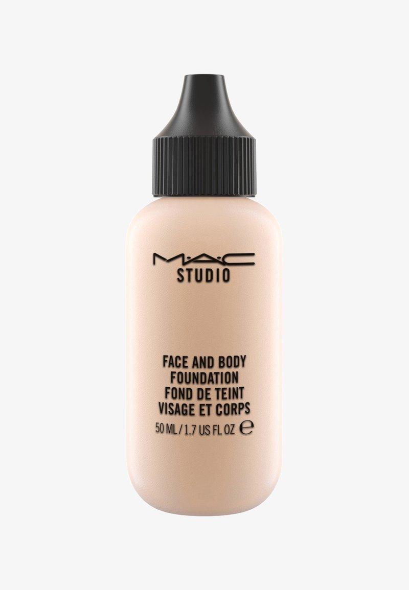MAC - STUDIO FACE AND BODY FOUNDATION 50ML - Fond de teint - studio face and body foundation 50ml