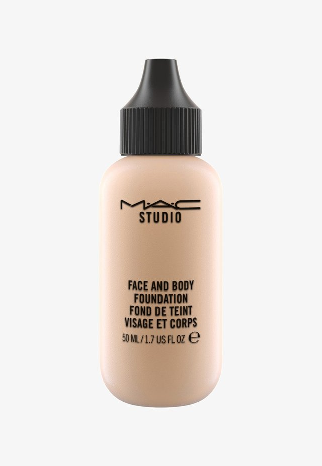 STUDIO FACE AND BODY FOUNDATION 50ML - Podkład - C4