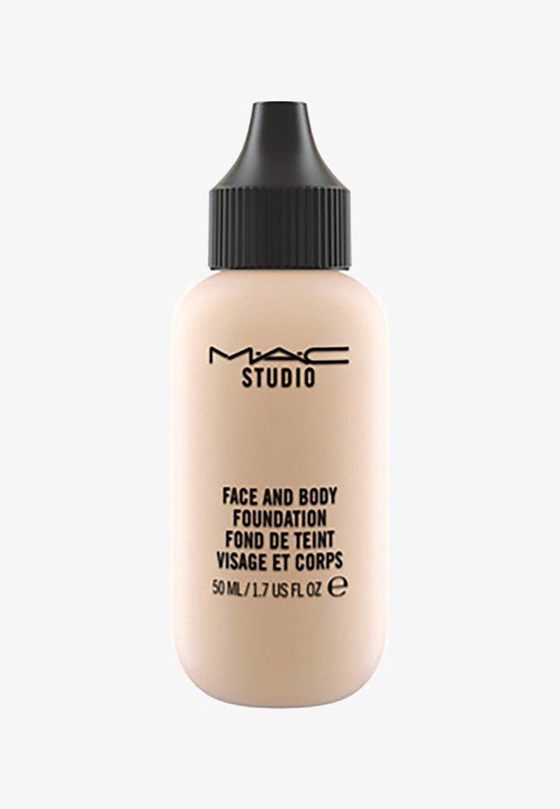 MAC - STUDIO FACE AND BODY FOUNDATION 50ML - Fond de teint - C2