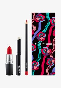MAC - RED LIP KIT - Make-up Set - - - 0