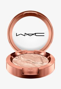 MAC - BRONZING COLLECTION FOILED SHADOW - Eye shadow - white haute - 0