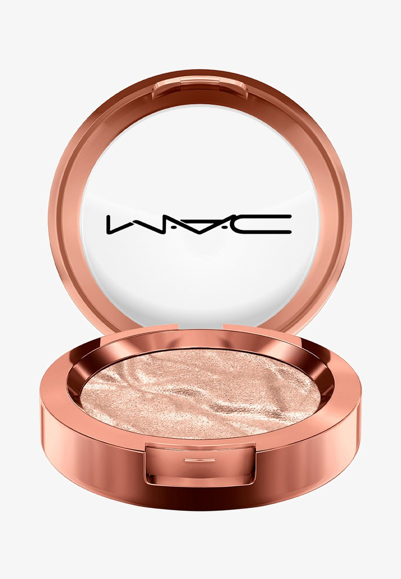MAC - BRONZING COLLECTION FOILED SHADOW - Eye shadow - white haute