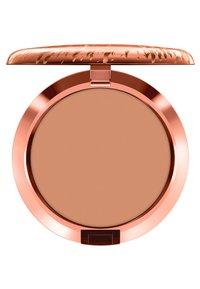 MAC - BRONZING COLLECTION NEXT TO NOTHING BRONZING POWDER - Bronzer - beige-ing beauty - 1