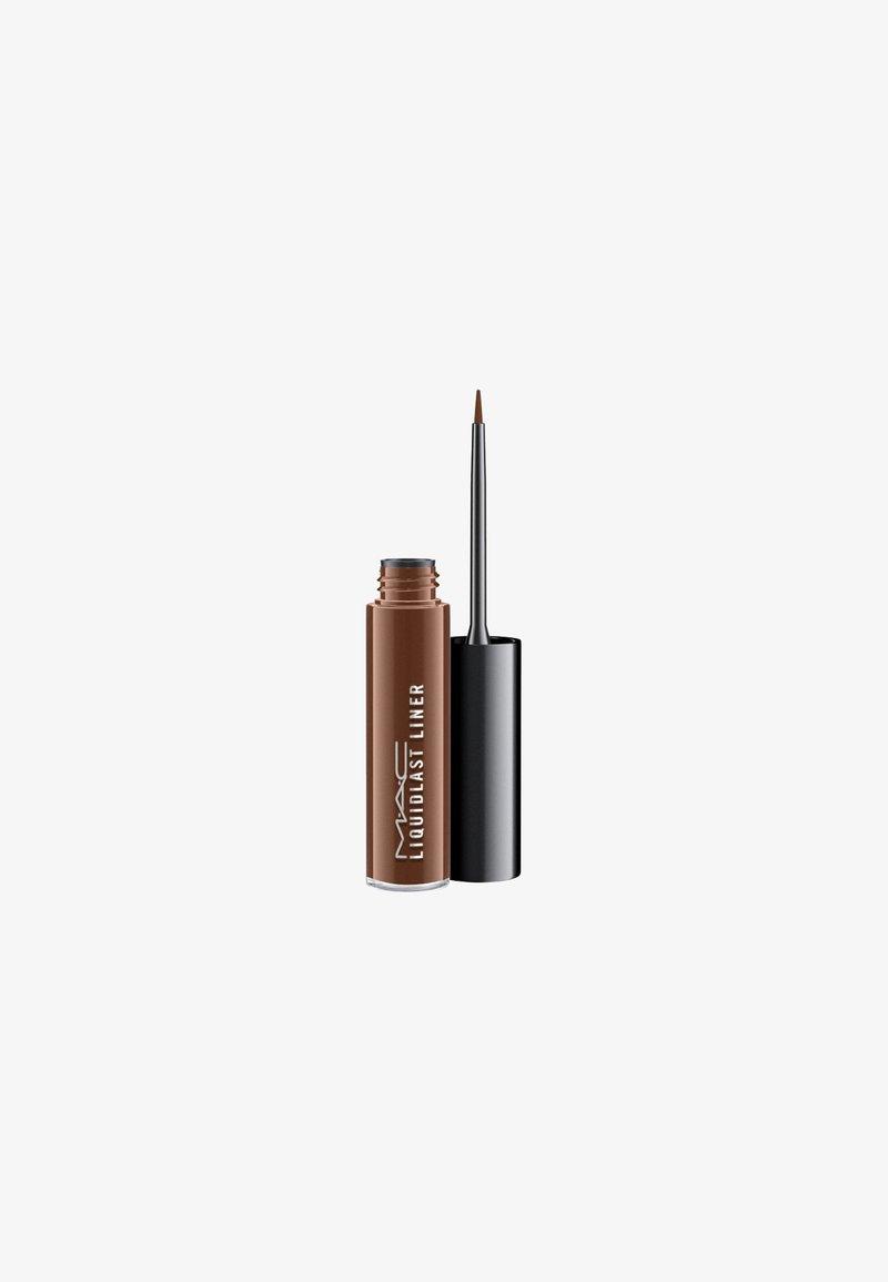 MAC - LIQUIDLAST LINER - Eyeliner - coco bar