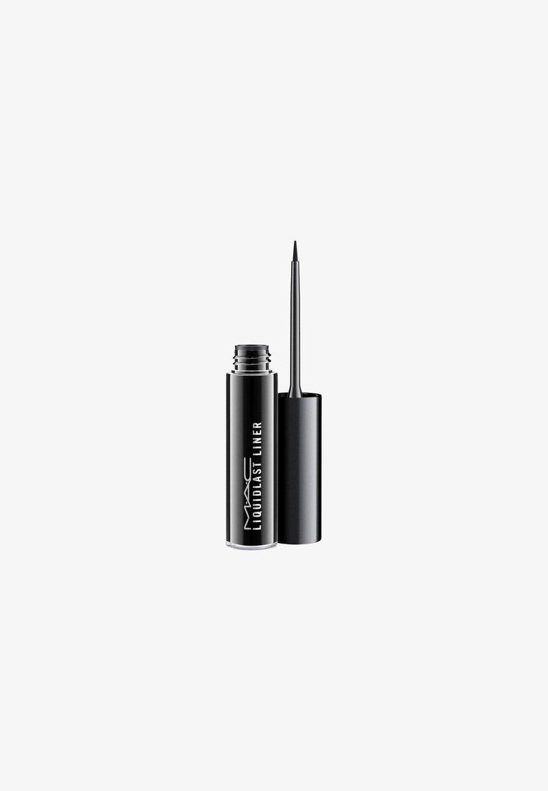 MAC - LIQUIDLAST LINER - Eyeliner - point black
