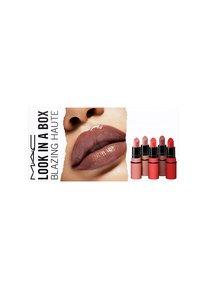 MAC - LOOK IN A BOX: BLAZING HAUTE - Læbepalette - multi-coloured - 1