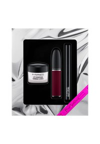 MAC - SHINY PRETTY THINGS SWEET SCRUB SET - Palette pour les lèvres - black cherry - 1