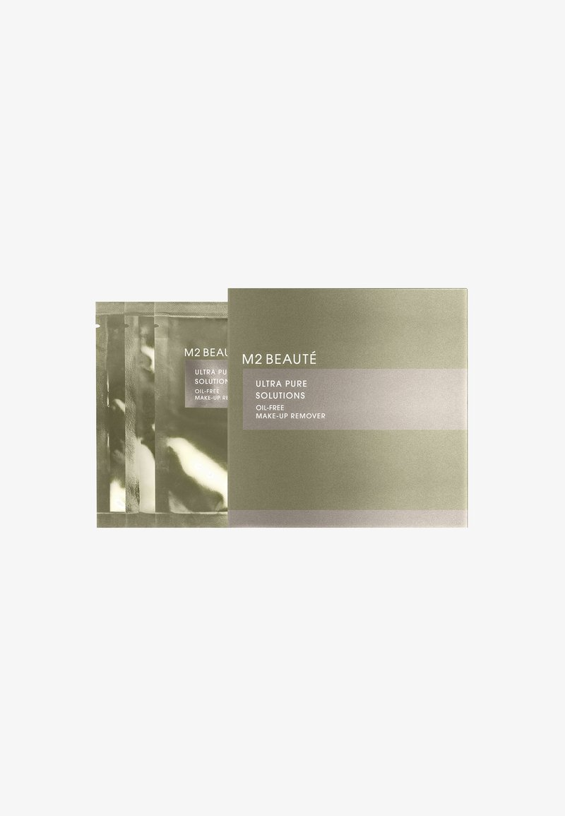 M2 BEAUTÉ - OIL-FREE MAKE-UP-REMOVER SACHETS 7 PACK - Cleanser - -