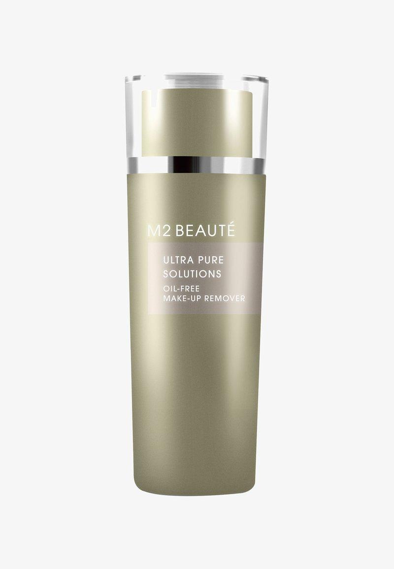 M2 BEAUTÉ - OIL-FREE MAKE-UP-REMOVER FLAKON 150ML - Makeup remover - -