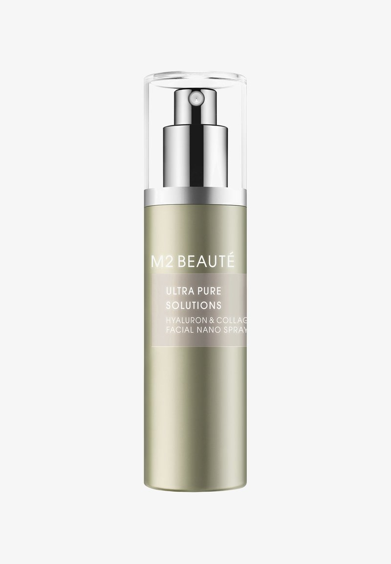 M2 BEAUTÉ - FACIAL NANO SPRAY HYALURON & COLLAGEN 75ML - Tonic - -