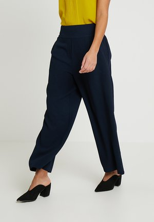 PASINE TROUSERS - Trousers - navy
