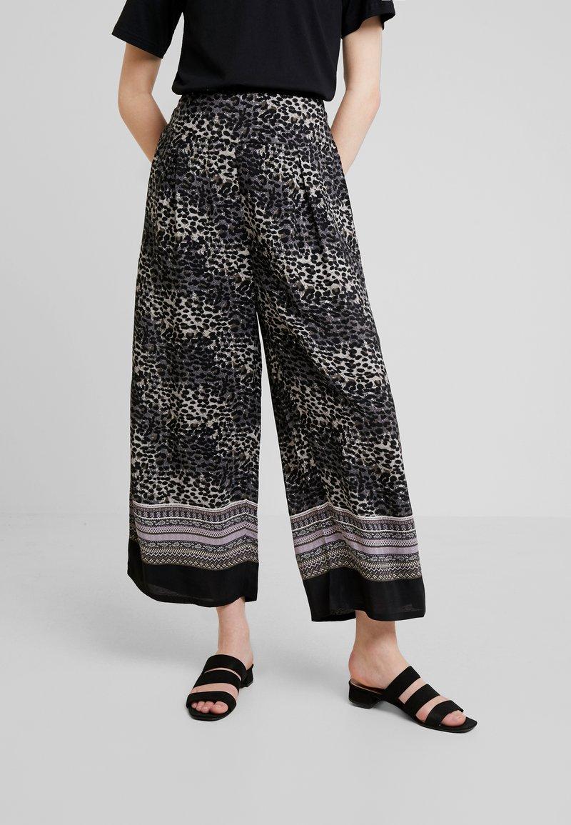 Masai - PUSNA CULOTTE - Trousers - wister