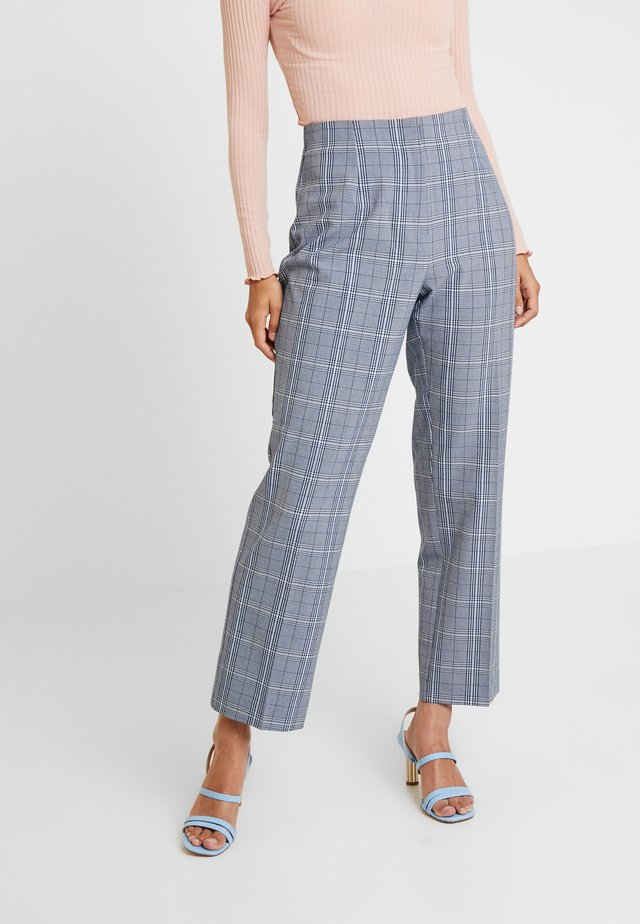 PETULI TROUSERS - Bukser - river