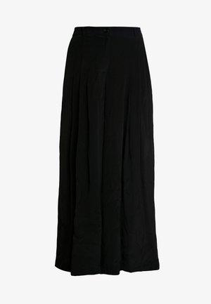 PERO TROUSERS - Pantaloni - black