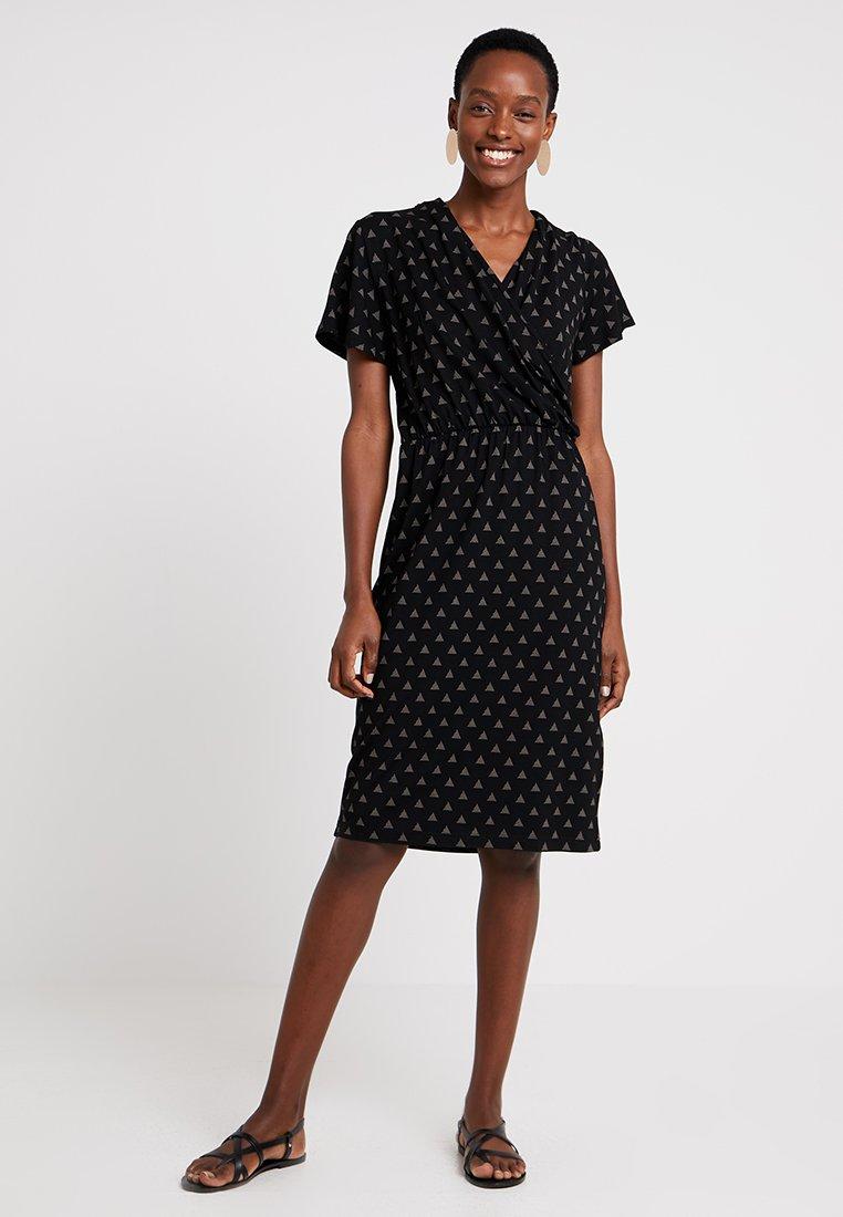 Masai - NAT DRESS - Shift dress - khaki
