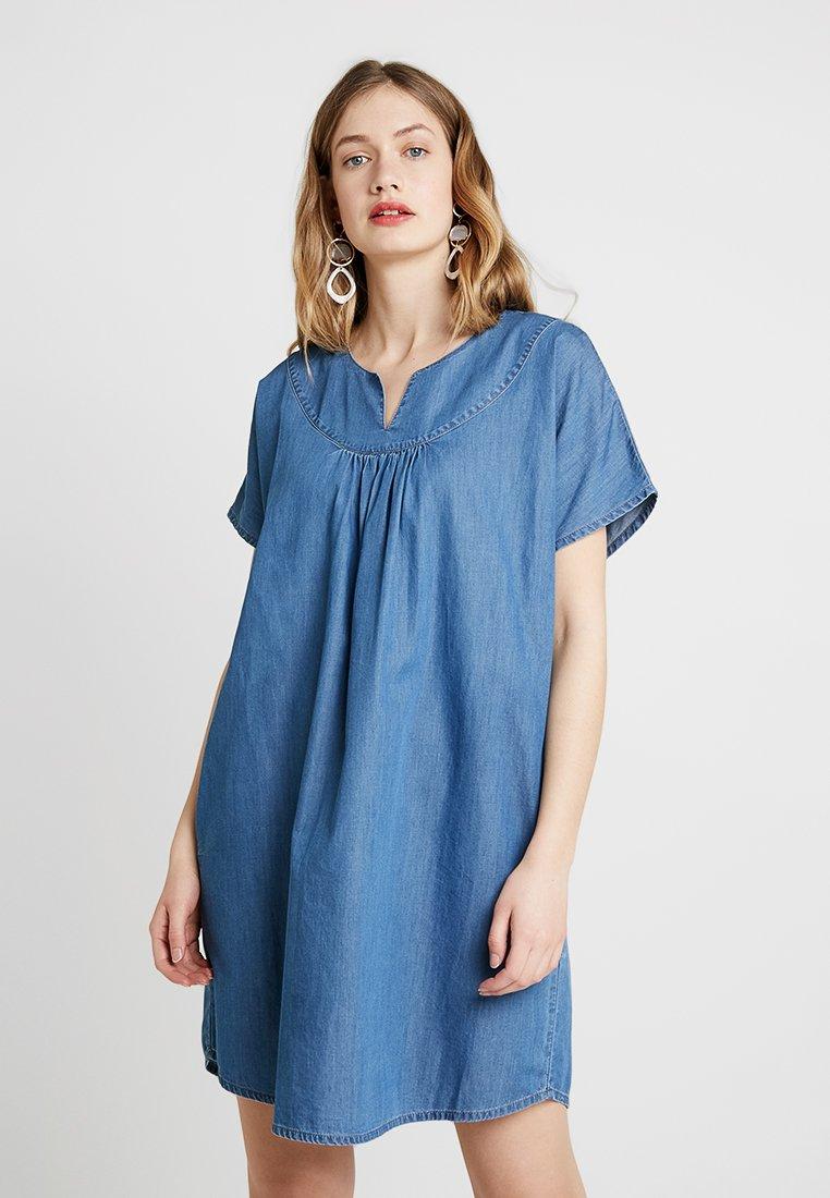 Masai - HADEEN - Jeanskleid - blue
