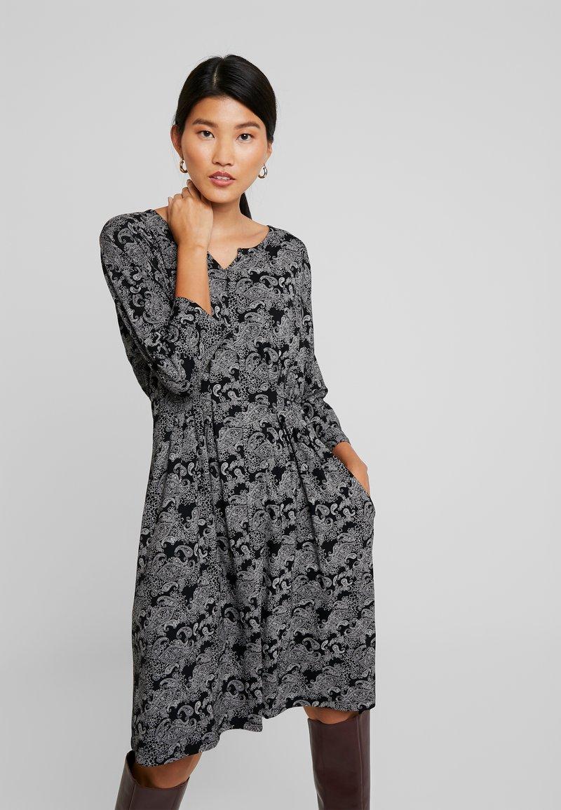 Masai - NESSIE DRESS - Jersey dress - black
