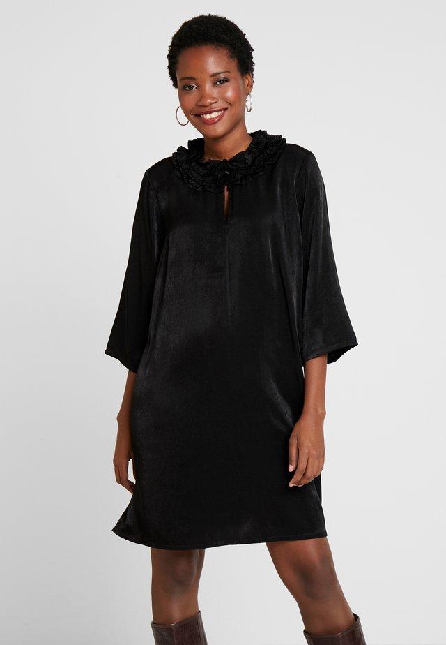 GLENSI DRESS - Day dress - black