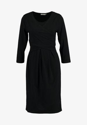 NOPISSA DRESS - Jerseykjole - black