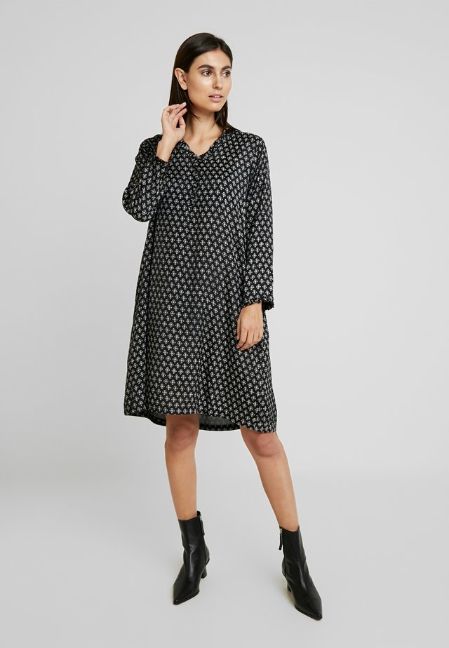NITA DRESS - Day dress - black