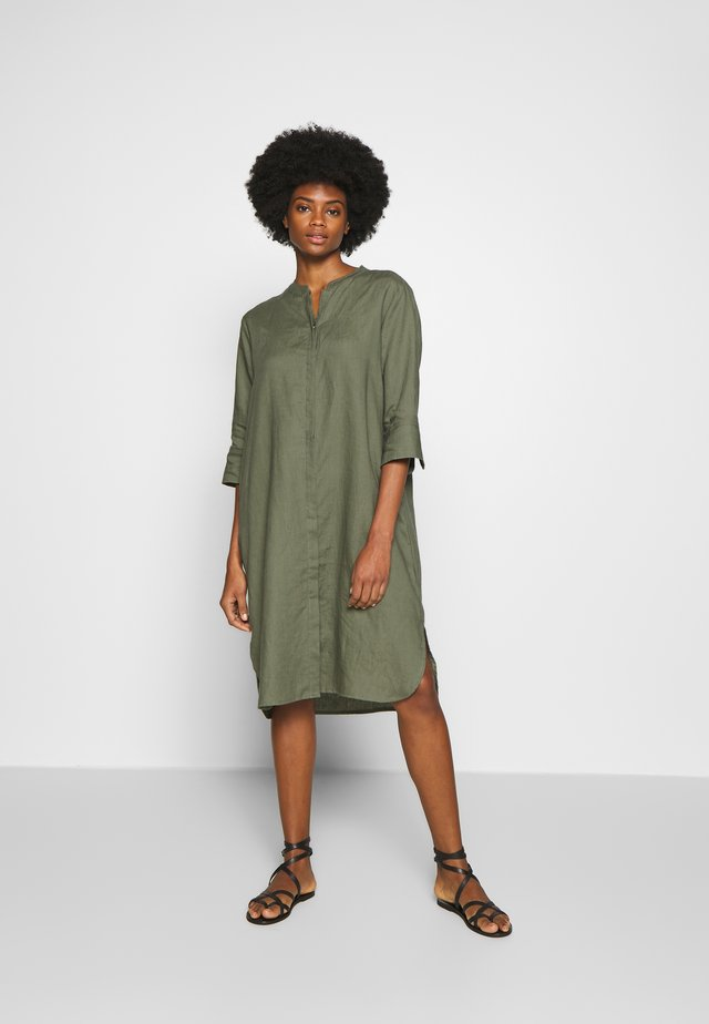 NIMES - Day dress - olive