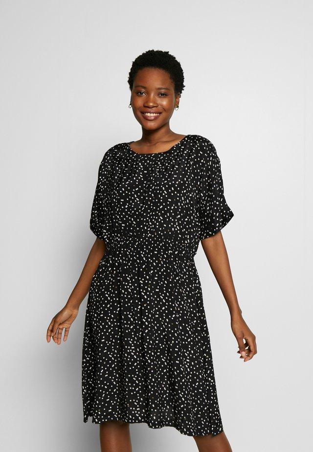 NAN - Day dress - black