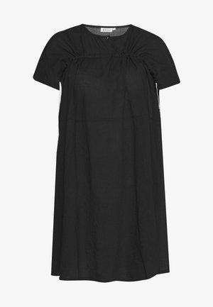 OANA - Korte jurk - black