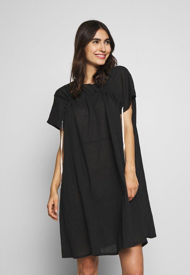 OANA - Robe d'été - black